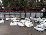 Caminhão tomba e bloqueia totalmente SC-161 em Palma Sola