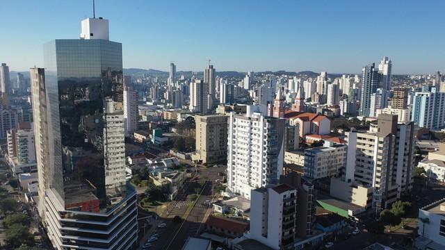 Chapecó está entre as melhores cidades para se fazer negócios no País