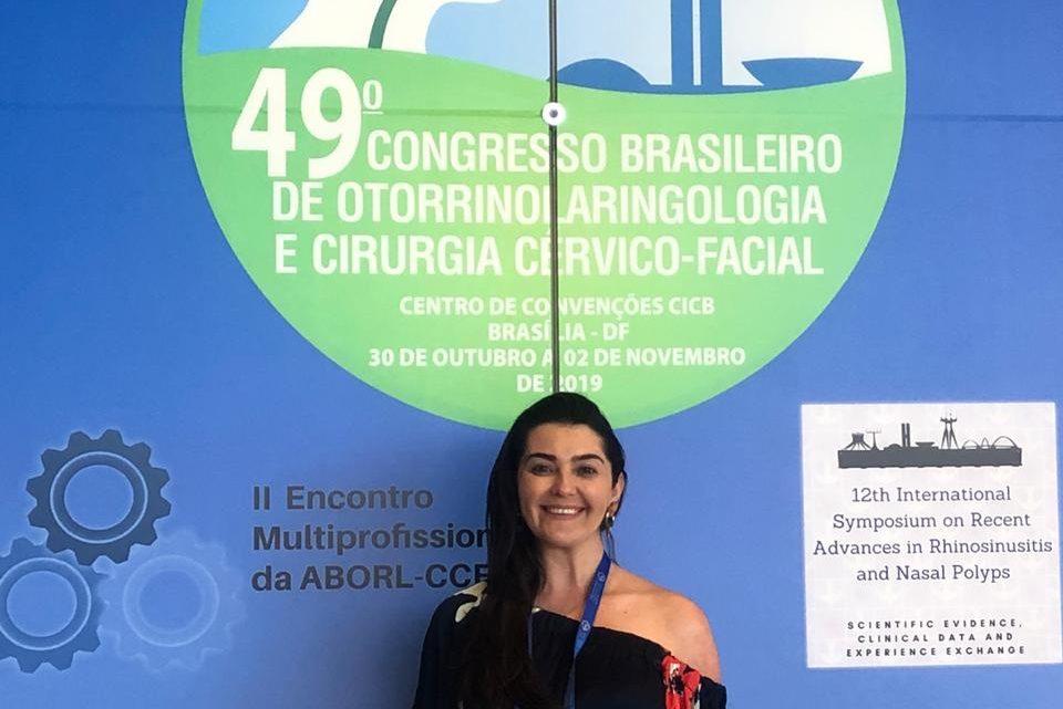 49ª Congresso Brasileiro de Otorrinolaringologia e Cirurgia Cervico-facial aconteceu em Brasília