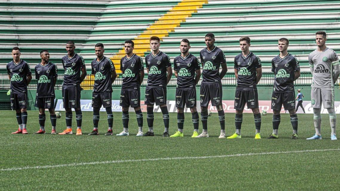 Chapecoense anuncia os relacionados para a Copa São Paulo de Futebol Júnior