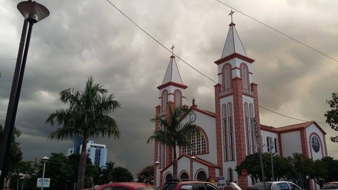 Defesa Civil emite alerta para temporal com granizo no Oeste Catarinense