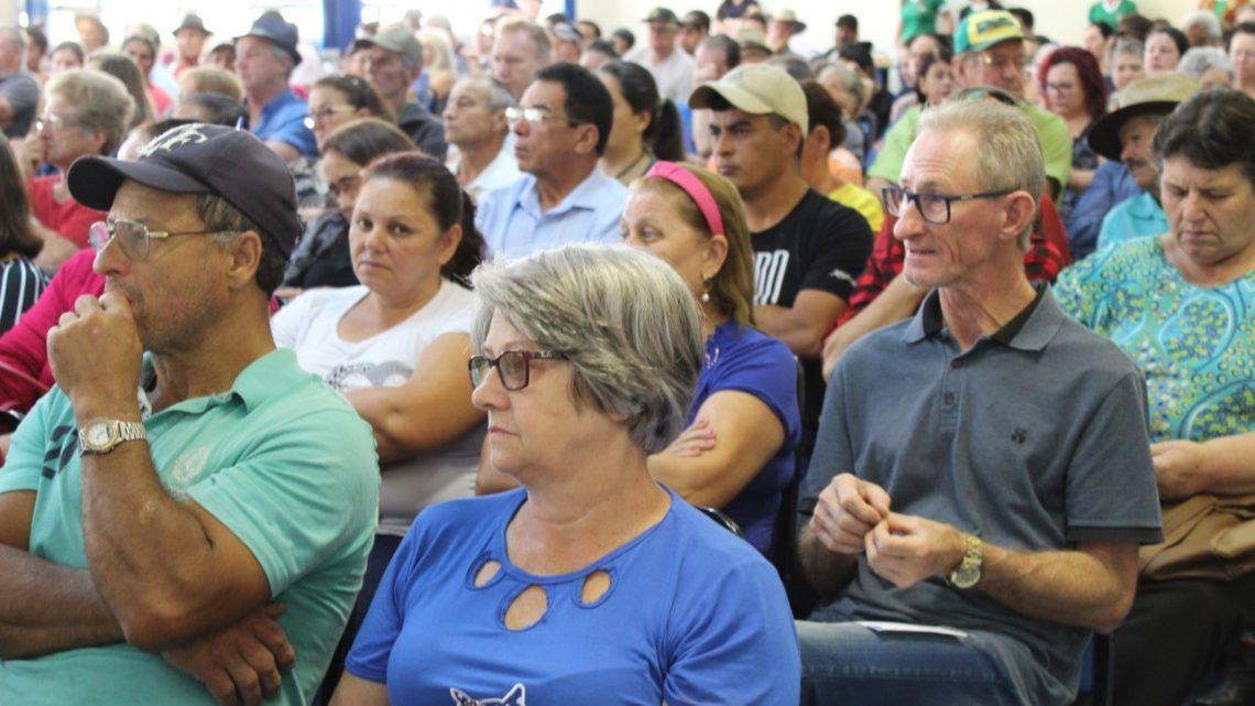 Prefeitura de Chapecó perdoa dívidas de 376 famílias