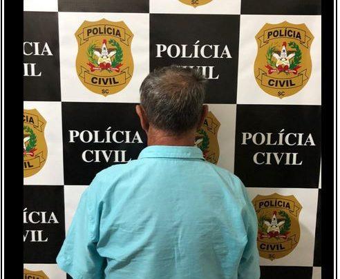 Homem condenado por estrupo é preso pela Polícia Cívil em Maravilha