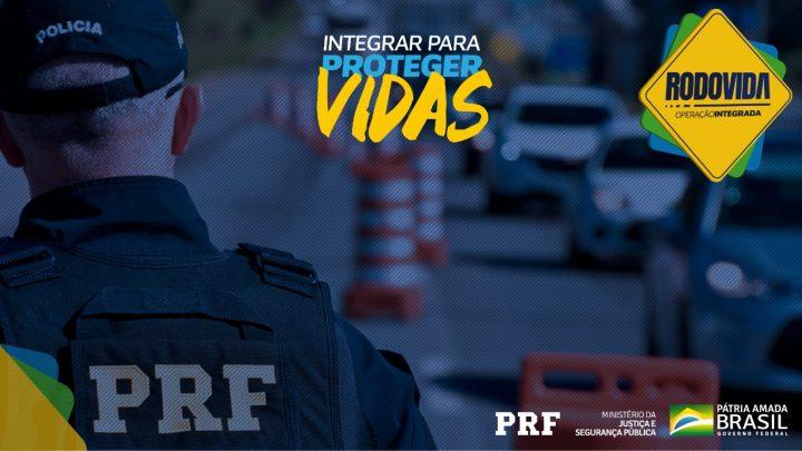"""PRF inicia """"Operação Rodovida 2019/2020"""""""