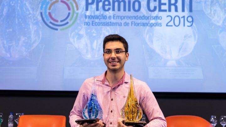Startup de Chapecó tem melhor Projeto Social-Ambiental no Prêmio CERTI de Inovação