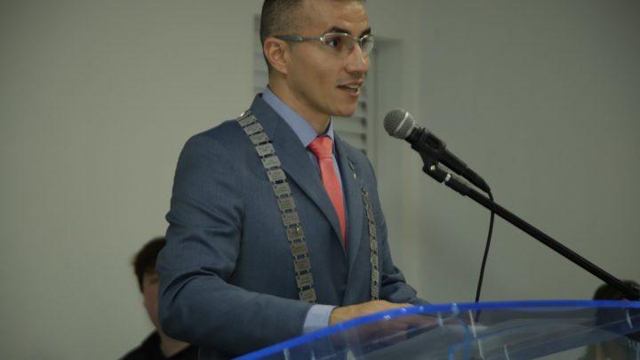 JCI Chapecó tem novo presidente para 2020