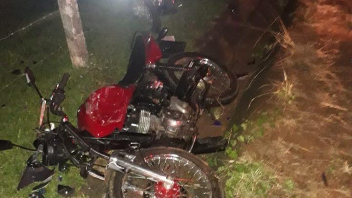 Motociclista morre em grave acidente onde envolveu três veículos em Caxambu do Sul