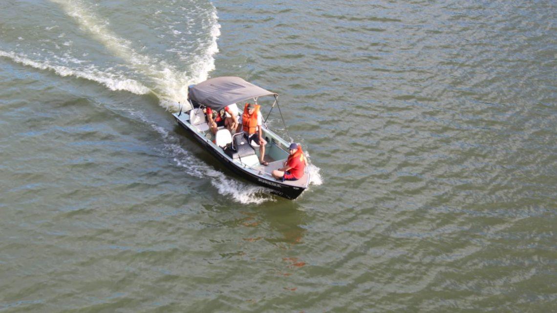 Taxista de Chapecó está desaparecido nas águas do Goio-ên