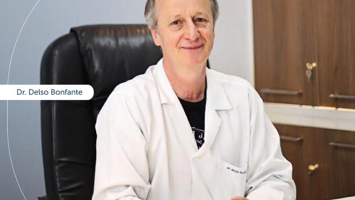 Dr. Delso Bonfante, referência em Oftalmologia