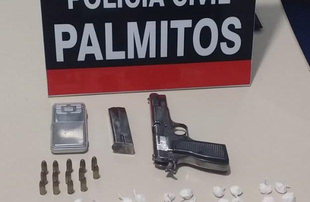 Polícia Civil deflagra Operação *PEACEMAKERS* e prende líder do tráfico de cocaína na região das termas no oeste catarinense