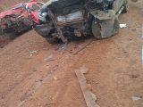 Colisão frontal entre veículos deixa uma pessoa morta no oeste de SC