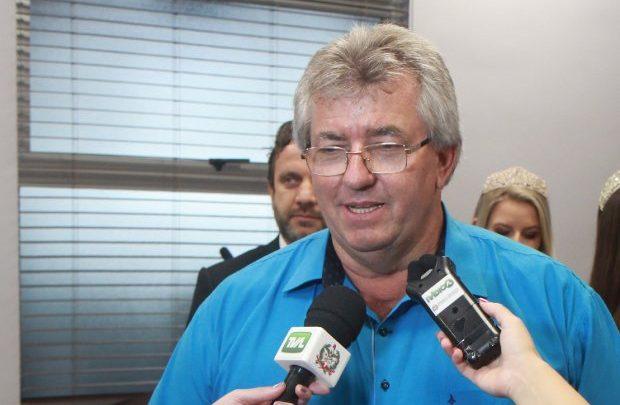 Governadora em exercício decreta luto oficial pela morte do prefeito de Imbuia