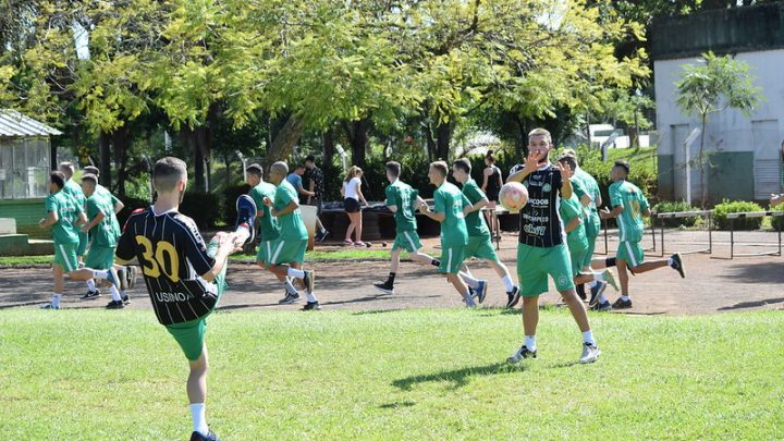 Chapecoense Futsal se reapresenta para a temporada 2020