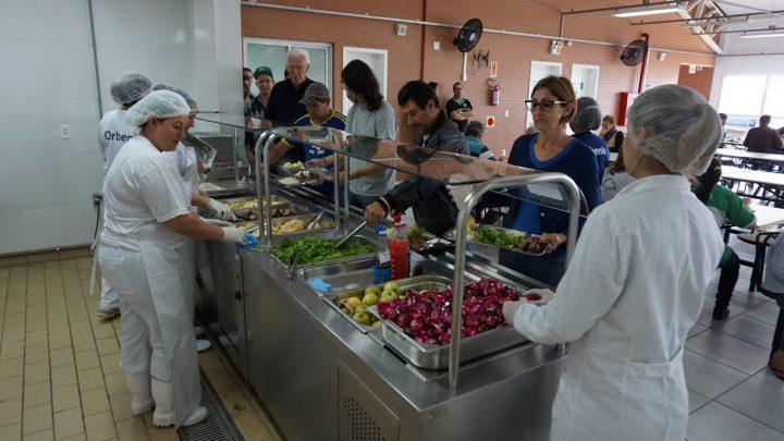 Restaurantes Populares reabrem na próxima terça-feira em Chapecó