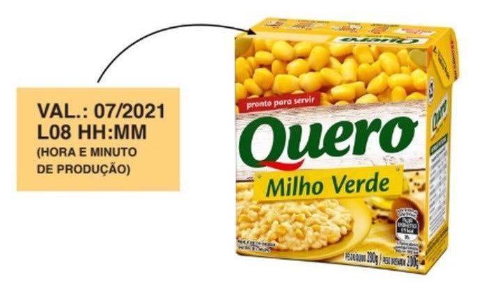 Empresa Heinz faz recall de milho por risco de bactéria que causa vômito e infecção