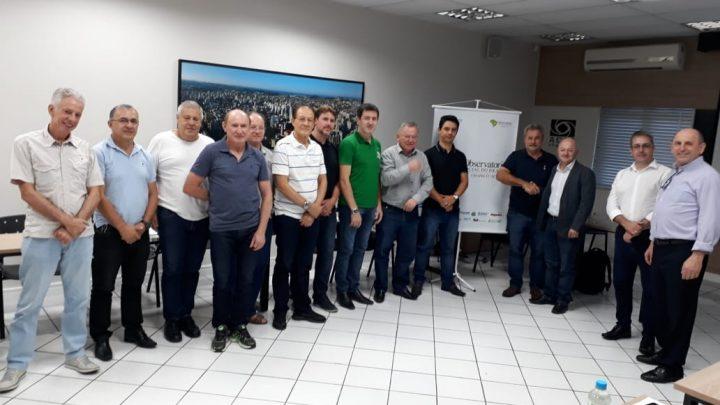 Observatório de Chapecó e UFFS pretendem celebrar termo de cooperação