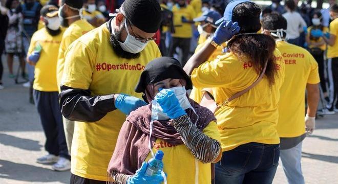 Coronavírus infectou mais de 700 mil e matou 33 mil no mundo