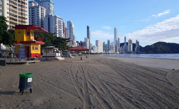Há 3 dias coronavírus parece perder força em Santa Catarina