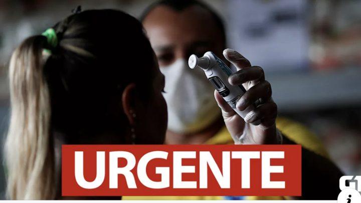 Governo declara transmissão comunitária do coronavírus em todo país