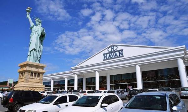 Ministério Público recomenda que polícia feche ou interdite lojas Havan em funcionamento em SC