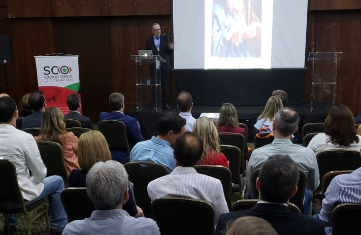 Chapecó recebe o Encontro da Oftalmologia Catarinense 2020
