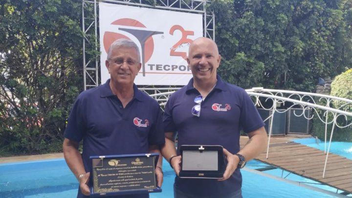 Tecpon e Cleantec: mais de duas décadas de sucesso e parceria