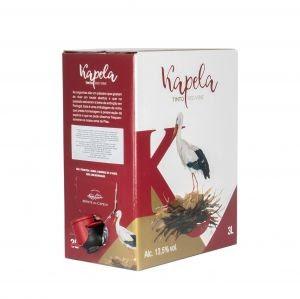 MMV traz para o Brasil vinhos Kapela em versão bag-in- box