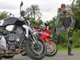 Motobatt anuncia nova parceria com o piloto Leandro Mello