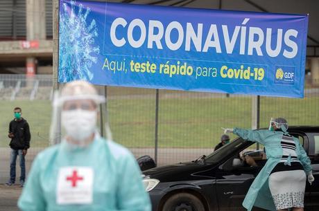 Brasil registra 407 mortes por covid-19 em 24 horas; total soma 3.313