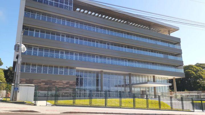 Centro de Inovação Tecnológica de Chapecó está 92% concluído