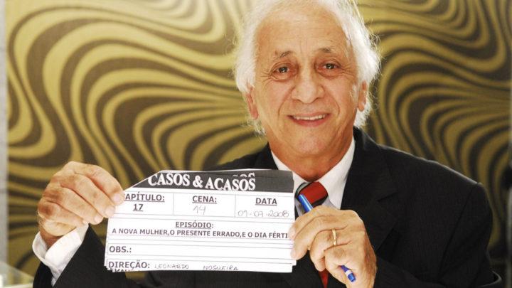 Morre aos 85 anos o ator Flávio Migliaccio