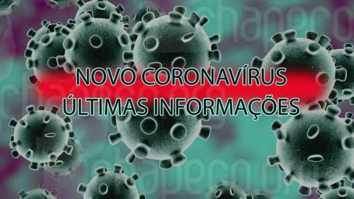Jovem de Pinhalzinho infectado com coronavírus, esteve em Chapecó