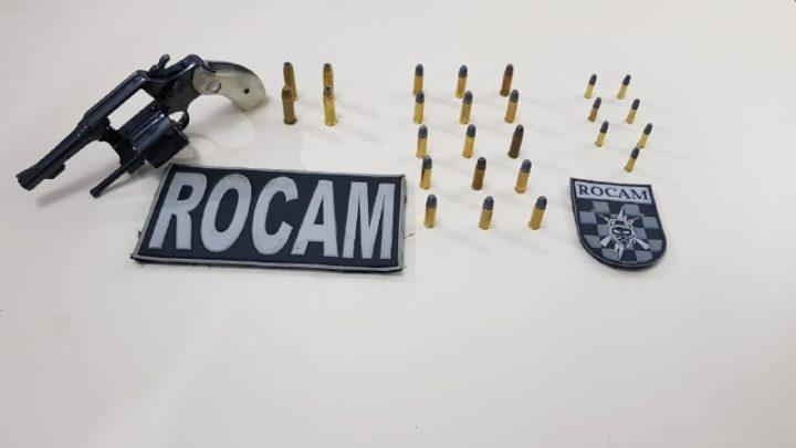 Homem é detido com armas e munições irregulares no Eldorado