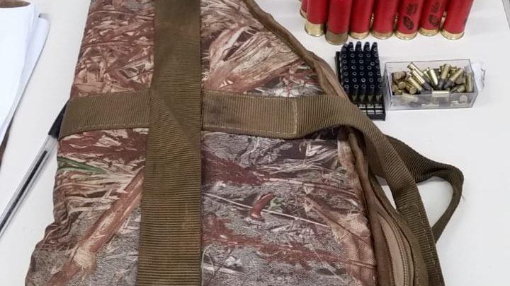 Seis pessoas são autuadas com arma de fogo e equipamentos caça e pesca irregular no lago de Itá