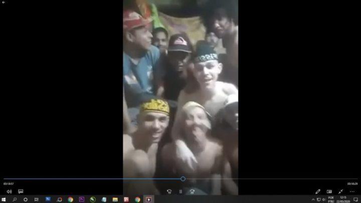 Vídeo – Presos fazem live para mais de 12 mil pessoas direto de cadeia no Paraná