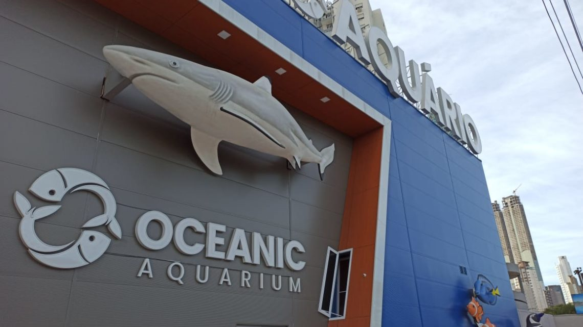 Oceanic Aquarium investe em medidas de biossegurança