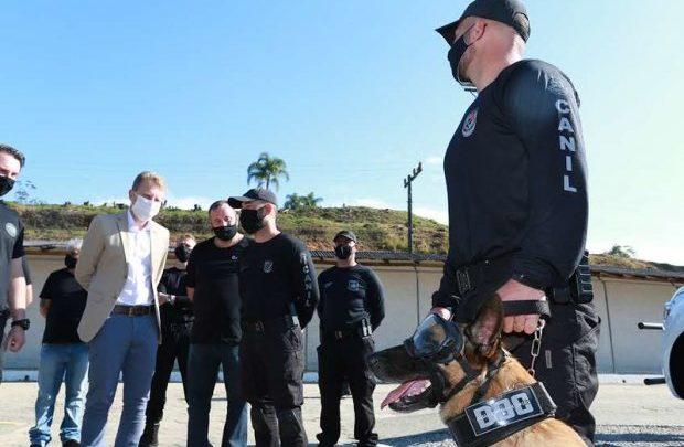Governo do Estado anuncia retomada do concurso público para agente penitenciário