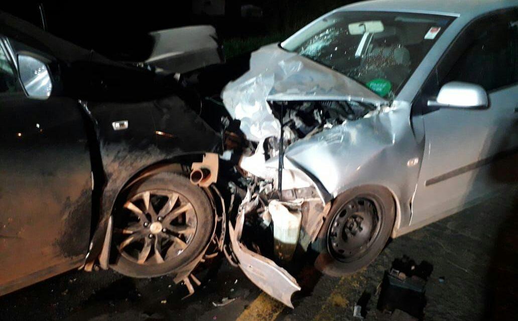 Colisão na BR-282 em Pinhalzinho deixa uma vítima fatal mais cinco feridos