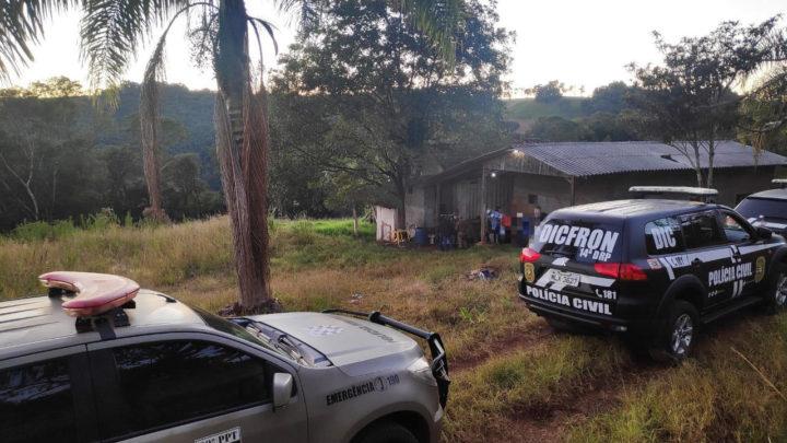 MPSC denuncia 43 pessoas por organização criminosa e tráfico de drogas em Joaçaba