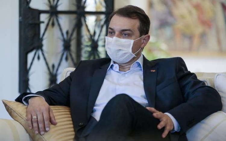 Governador Carlos Moisés pode deixar o PSL