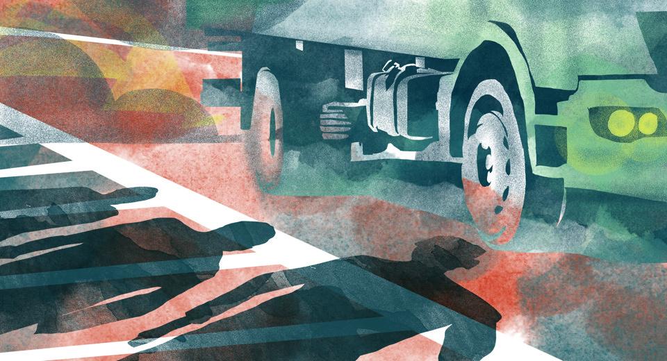 Para comemorar: Roubo de cargas tem queda de 70% em Santa Catarina