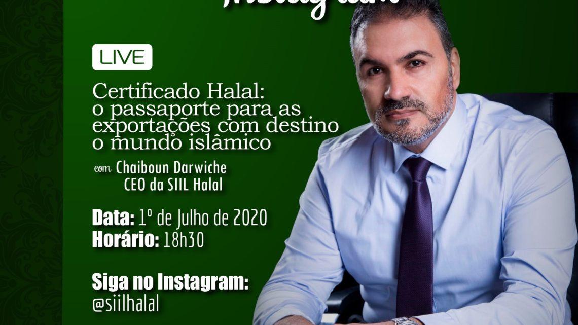 LIVE SIIL Halal tem como objetivo ajudar empresas interessadas em acessar o mercado islâmico