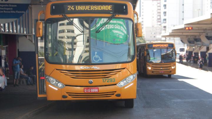 Transporte Coletivo de Chapecó é suspenso por 14 dias