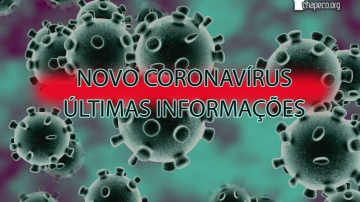 Chapecó registra a 17ª morte por coronavírus