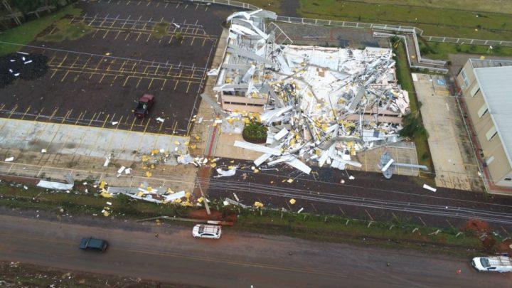 Previsão do Tempo: Novo ciclone deverá se deslocar na próxima semana