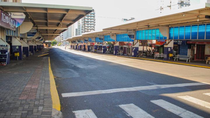 Suspensão do transporte prejudica a população, avalia SINTROESTE