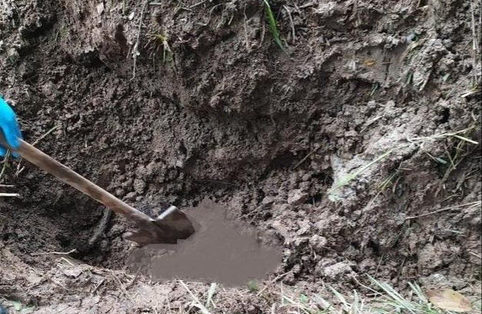 Corpos de adolescente e de jovem são achados enterrados em SC