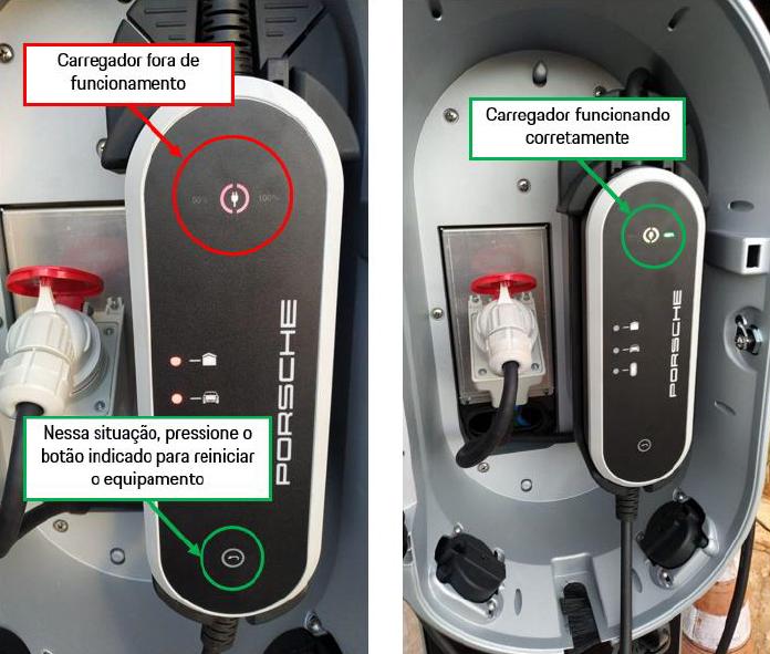 Estações para carregamento de carros elétricos são instaladas em Chapecó