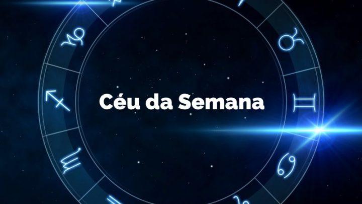 CÉU DA SEMANA – Dia 31 de ago a 06 de Set – Confira as Tendências!!!
