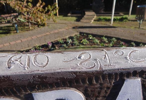 SC registra menor temperatura do ano; Urupema tem mínima de -8°C